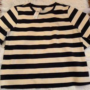 ‼️NWT ANN TAYLOR STRIPED SHIRT‼️